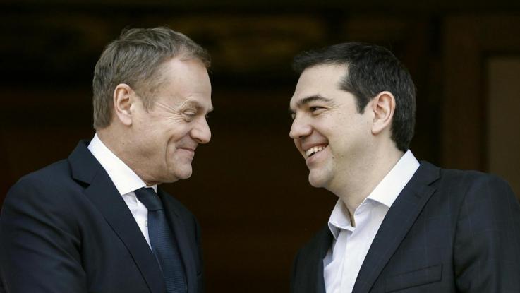 """Ue. Tsipras: """"sanzioni per chi viola i trattati"""""""