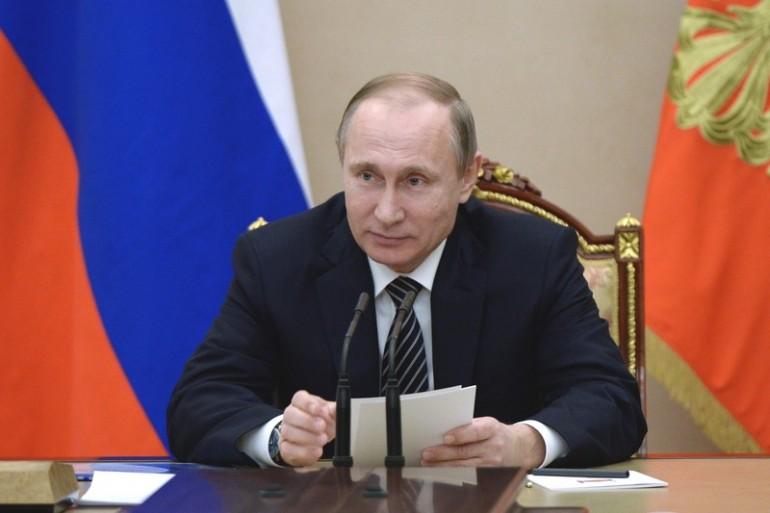 Putin ritira le truppe dalla Siria