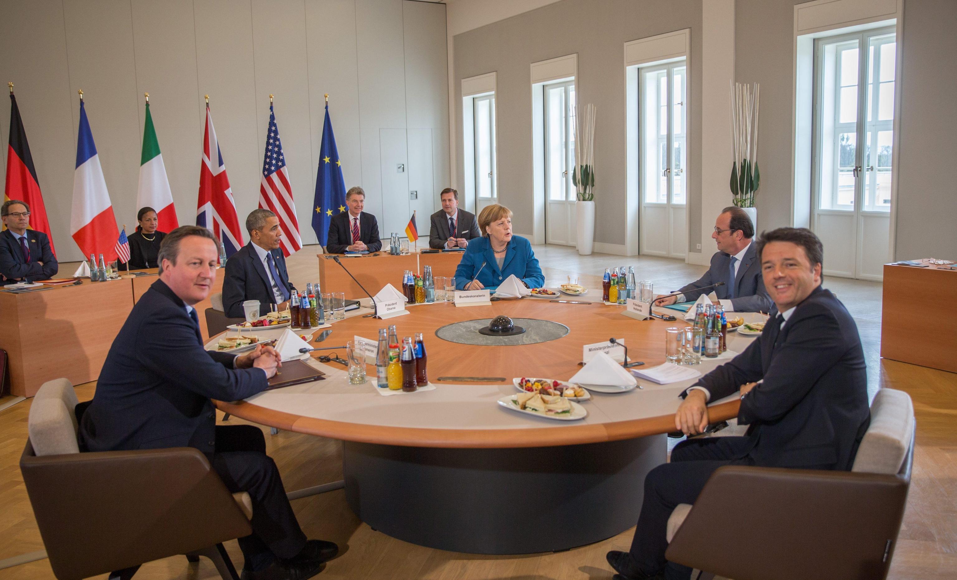 Obama ad Hannover. G5 su sicurezza e immigrazione