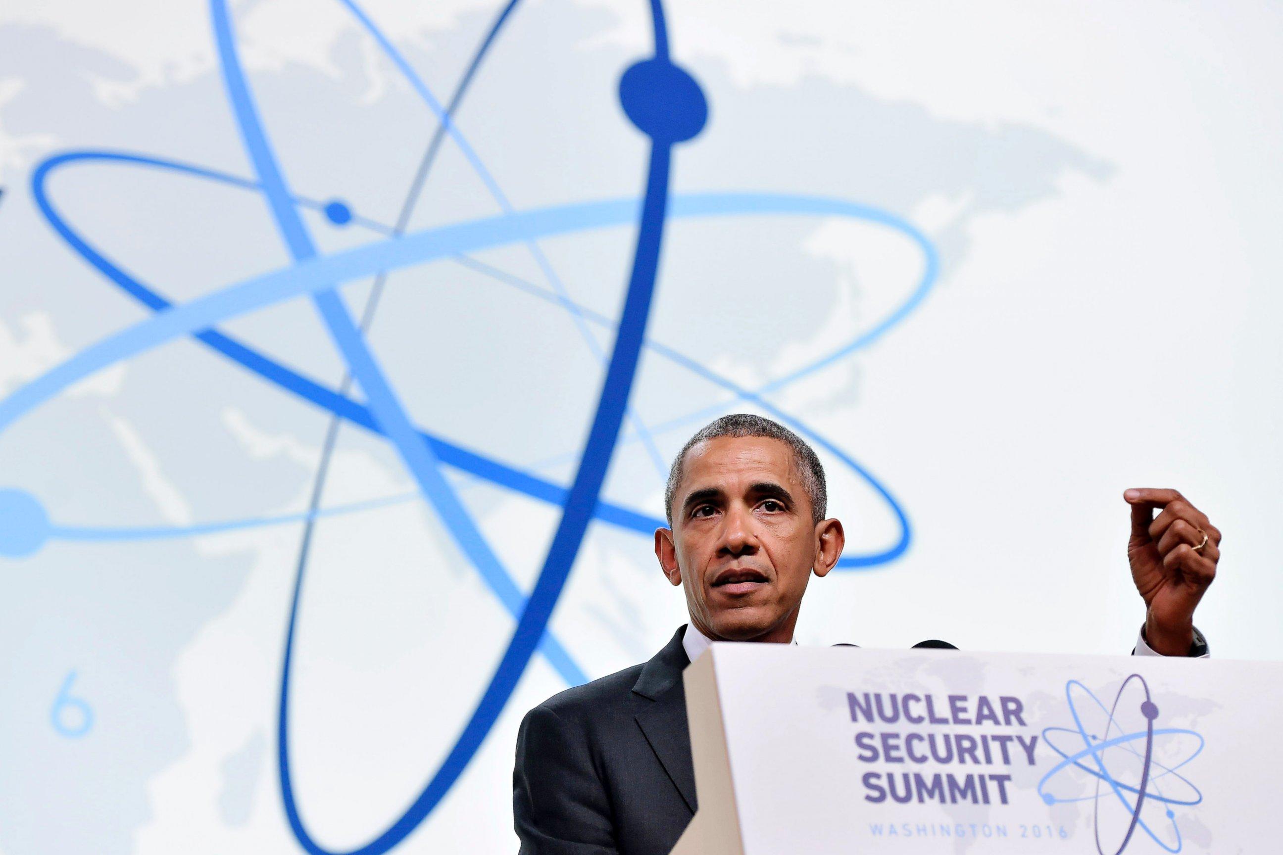 """Obama. Il nucleare? """"Nelle mani dell'Isis cambierebbe il mondo"""""""