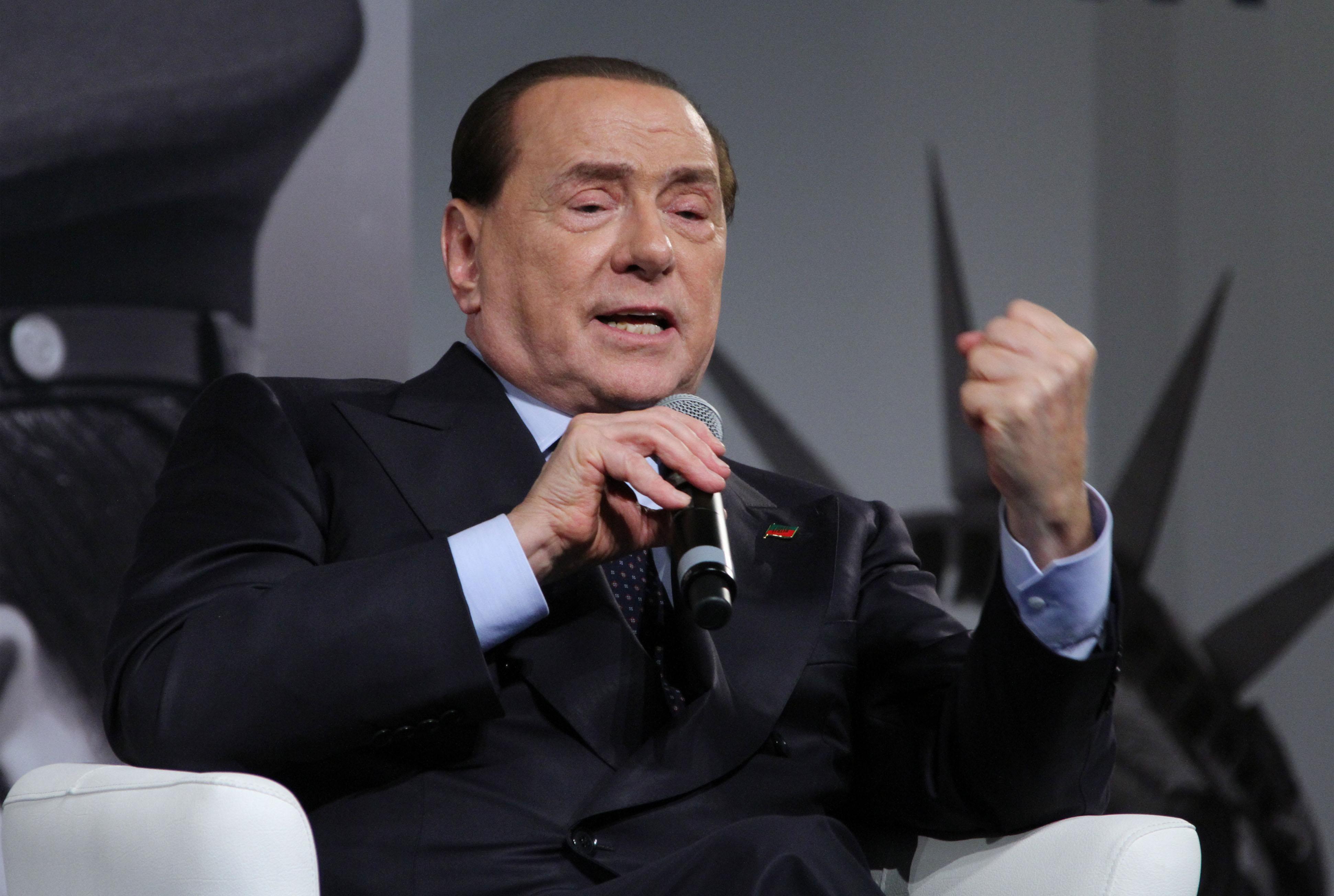 Berlusconi. Nessun Nazareno bis. Con Marchini vinciamo