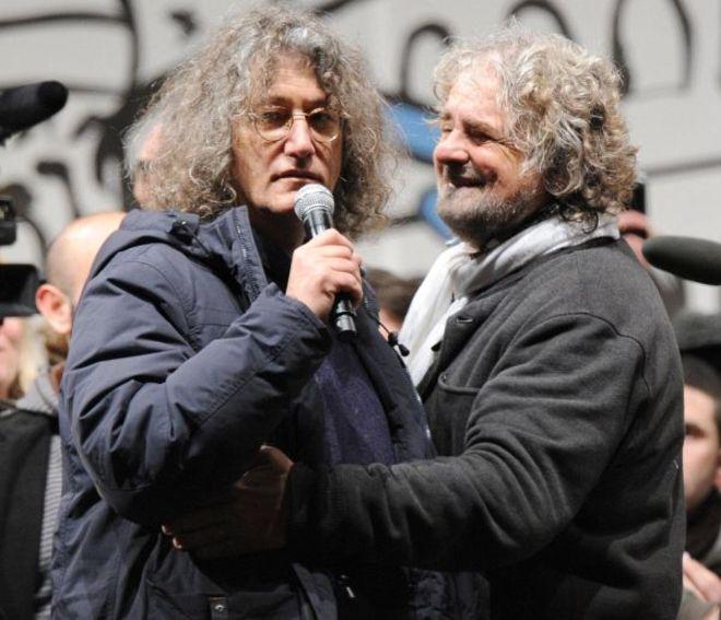 E' morto Gianroberto Casaleggio. #CiaoGianroberto