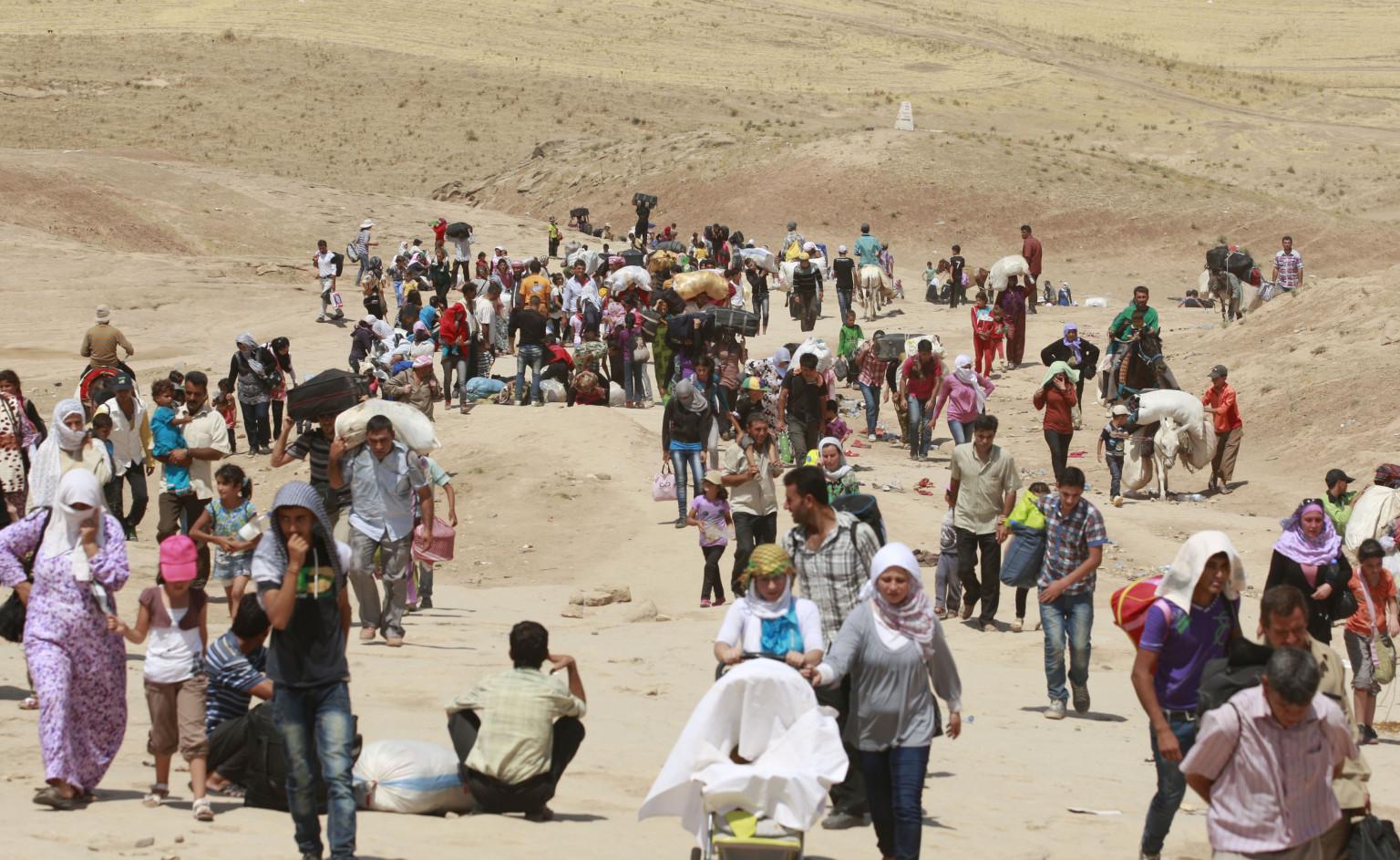 """Amnesty: """"Dalla Turchia migliaia di rimpatri forzati in Siria"""""""