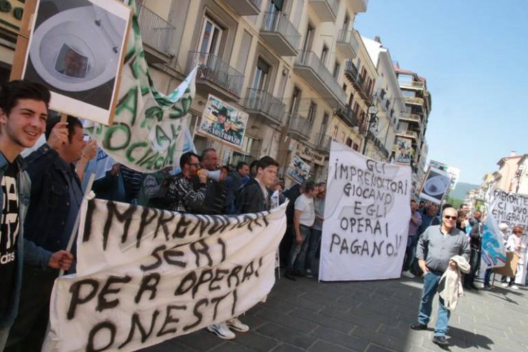 La Prefettura di Avellino interviene sulla vertenza OCM di Nusco
