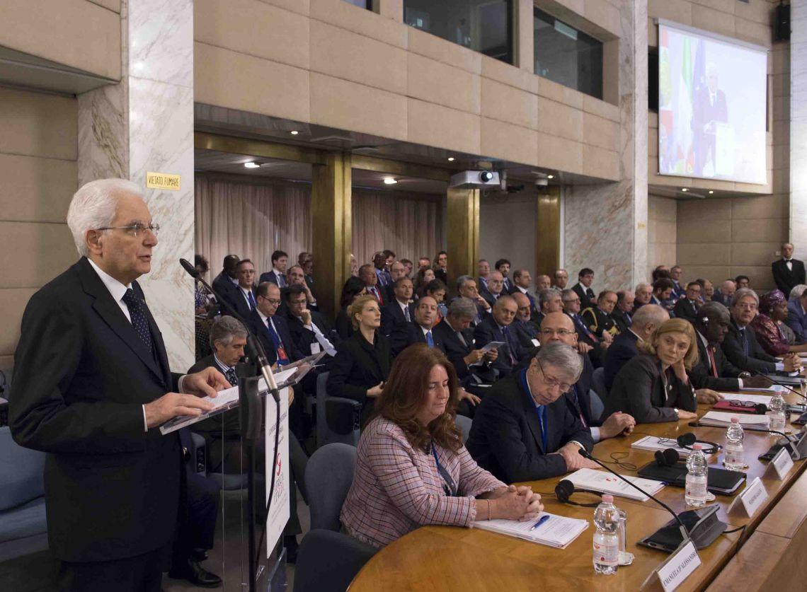 A Roma Prima Conferenza Italia-Africa