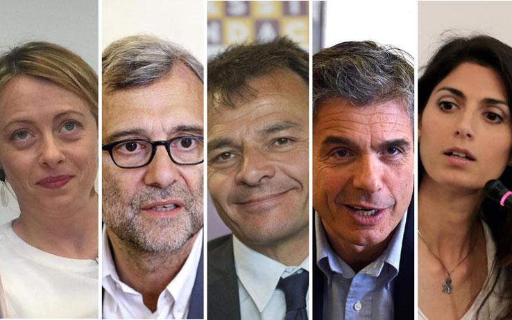 Roma. Stasera su Sky confronto tra i candidati sindaco