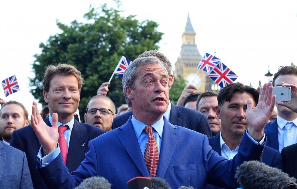 Gran Bretagna. Ha vinto la Brexit