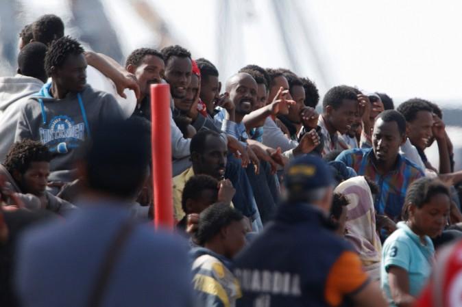 Salvataggi nel Mediterraneo centrale: oltre 13mila in 7 giorni