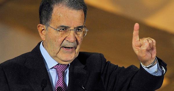 """Prodi: """"Brexit cambierà il futuro dell'Ue"""""""