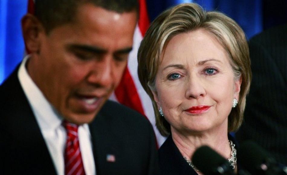 Obama scende in campo e sostiene Hillary Clinton